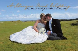 aran islands wedding