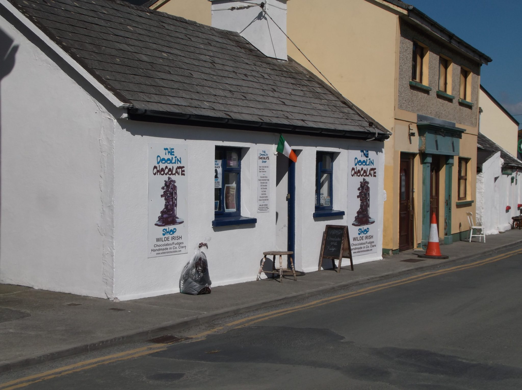 Doolin Chocolate Shop
