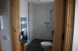 shower room Aran cottage