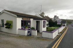 quaint doolin cafe
