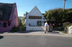 The Ivy Cottage Fisherstreet Doolin.